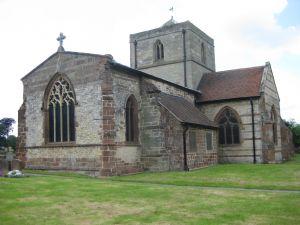 St Margaret's Wolston