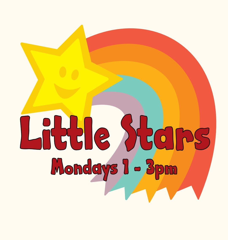 The little stars logo