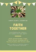 faith together banner