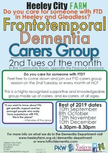 FTD Carers Group