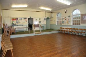 Wroughton Hall