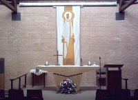 St. Tims altar