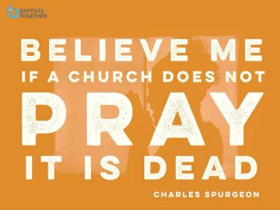 pray chs
