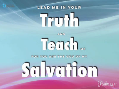 psalm truth text
