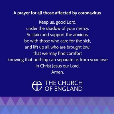 new prayer