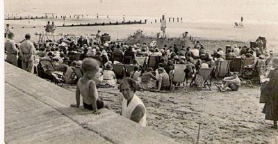 1950s sand pulpit