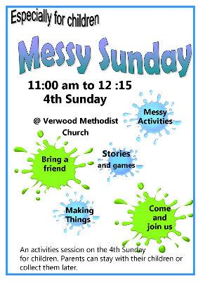 Messy Sunday