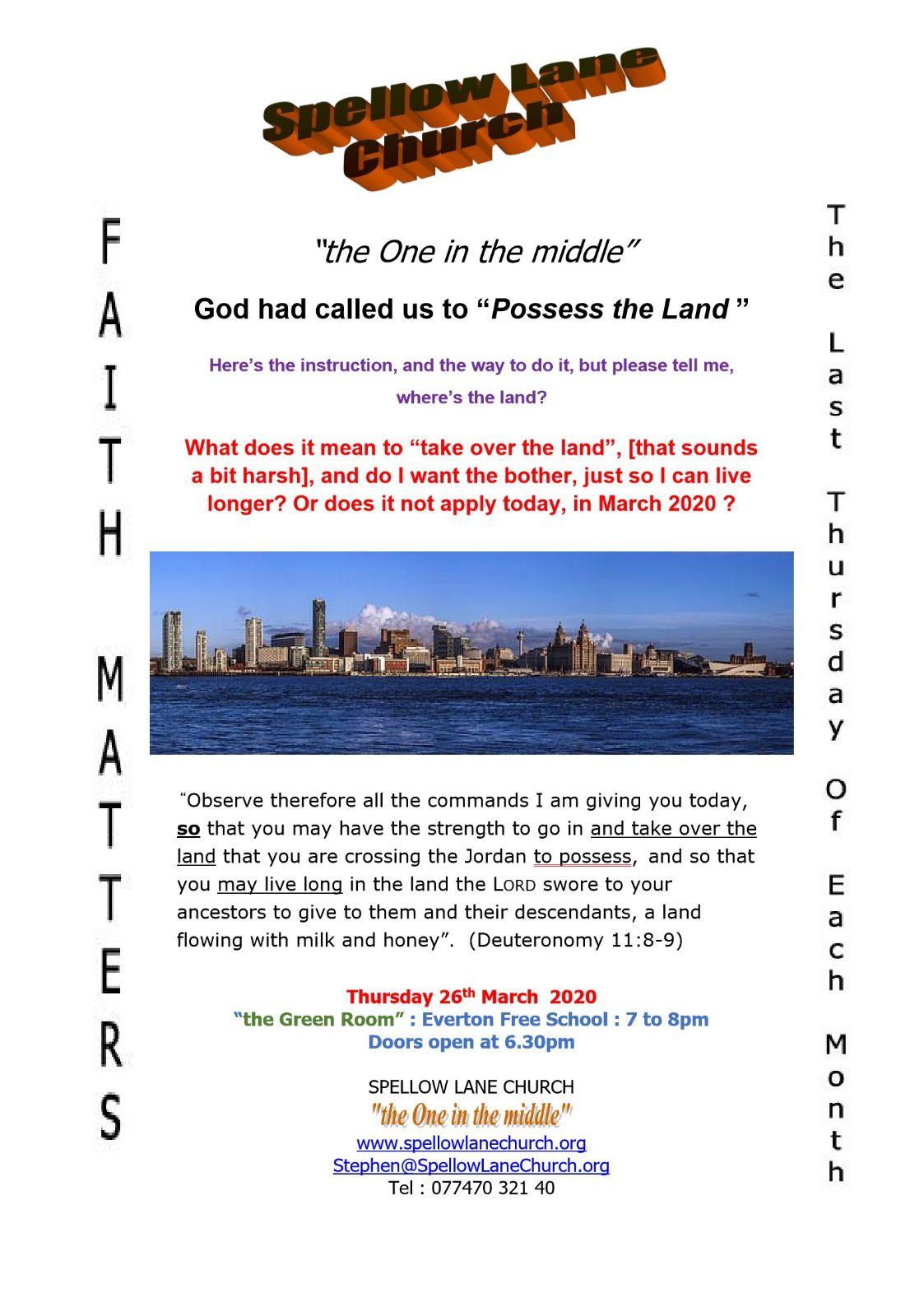 FM March 2020