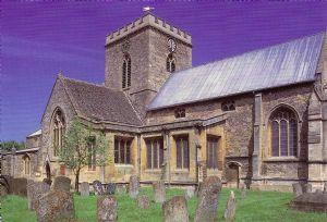 The Parish Church of Ss Peter & Paul, Wantage