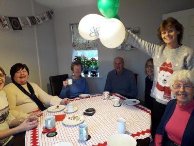 Coffee Morning in aid of Alzheimer's society