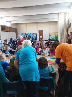 pumpkin messy church