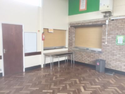 Hall Serving Area