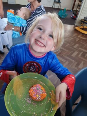 October Messy Church