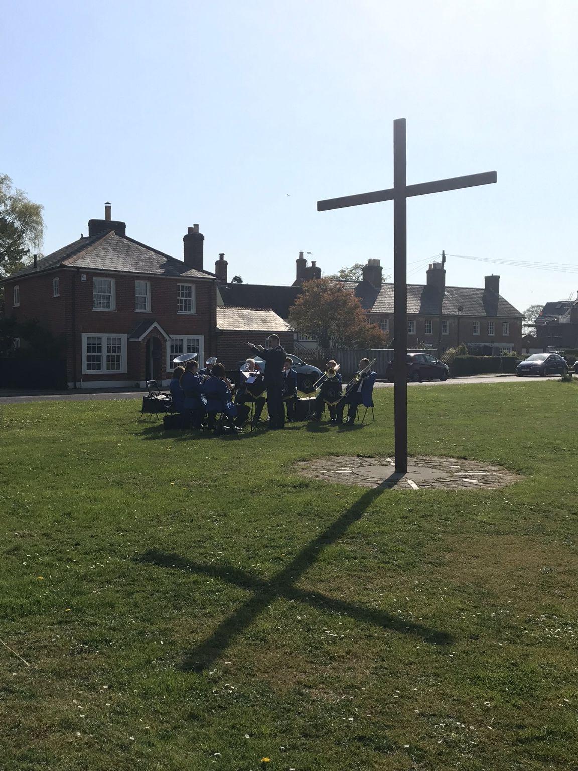 Raising the Cross 2019
