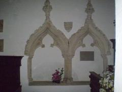 Clergy seats