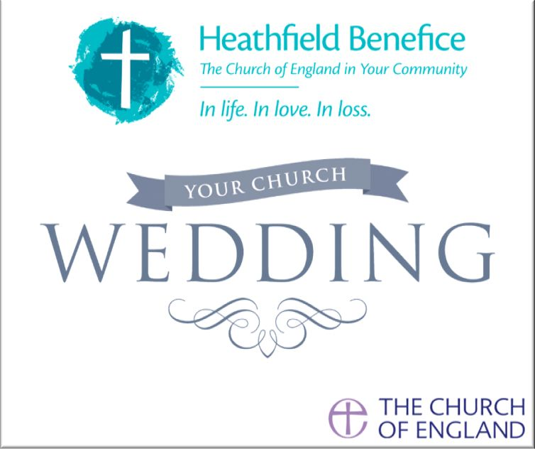 Weddings in Heathfield Benefice