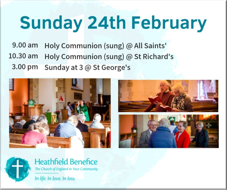 Sunday 24th February