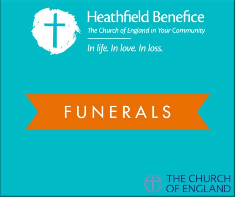 Funerals in Heathfield Benefice