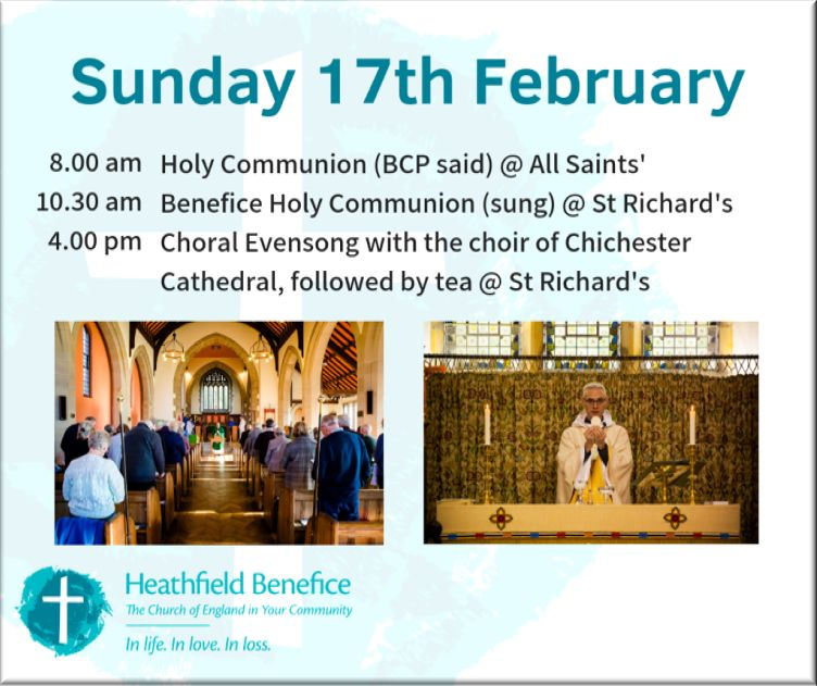 Sunday 17th February