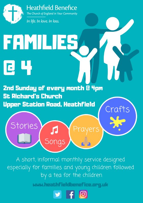Families @ 4 Service