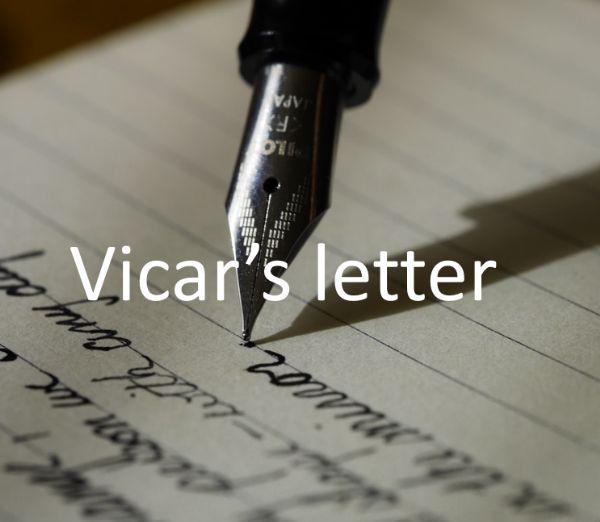 Vicars Letter