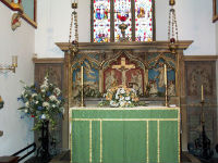 The Altar at All Saints