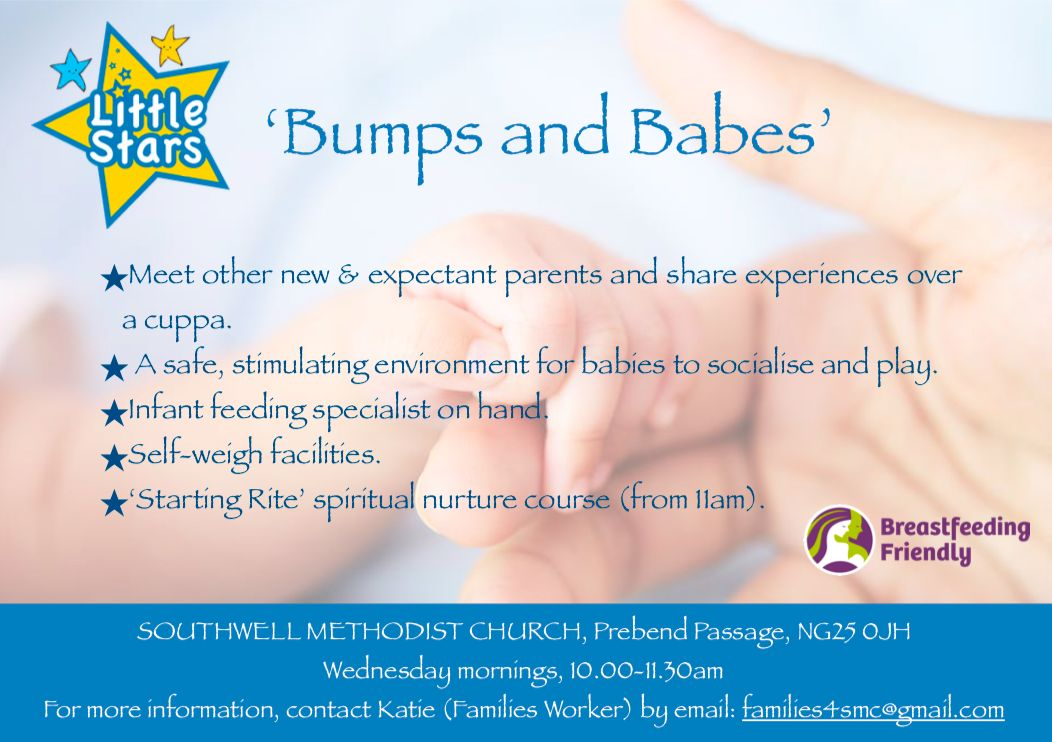 Bumps and babes