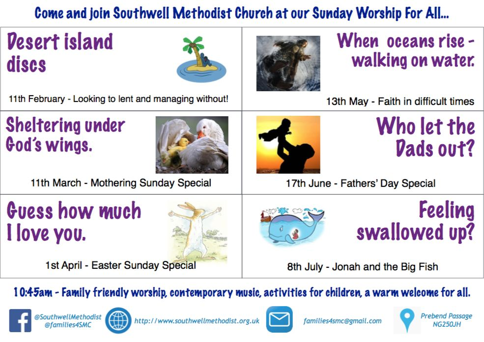 Worship for All Feb-July
