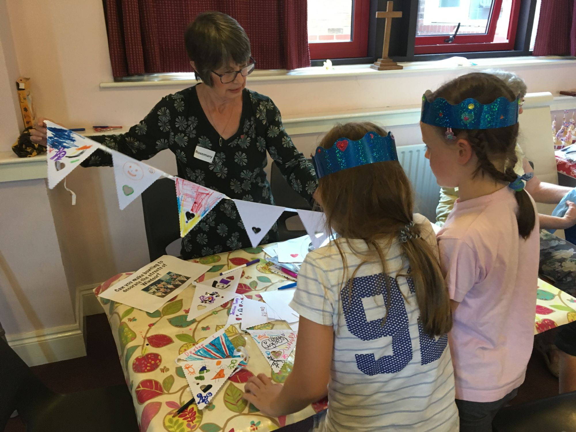 Messy Church - Royal Wedding