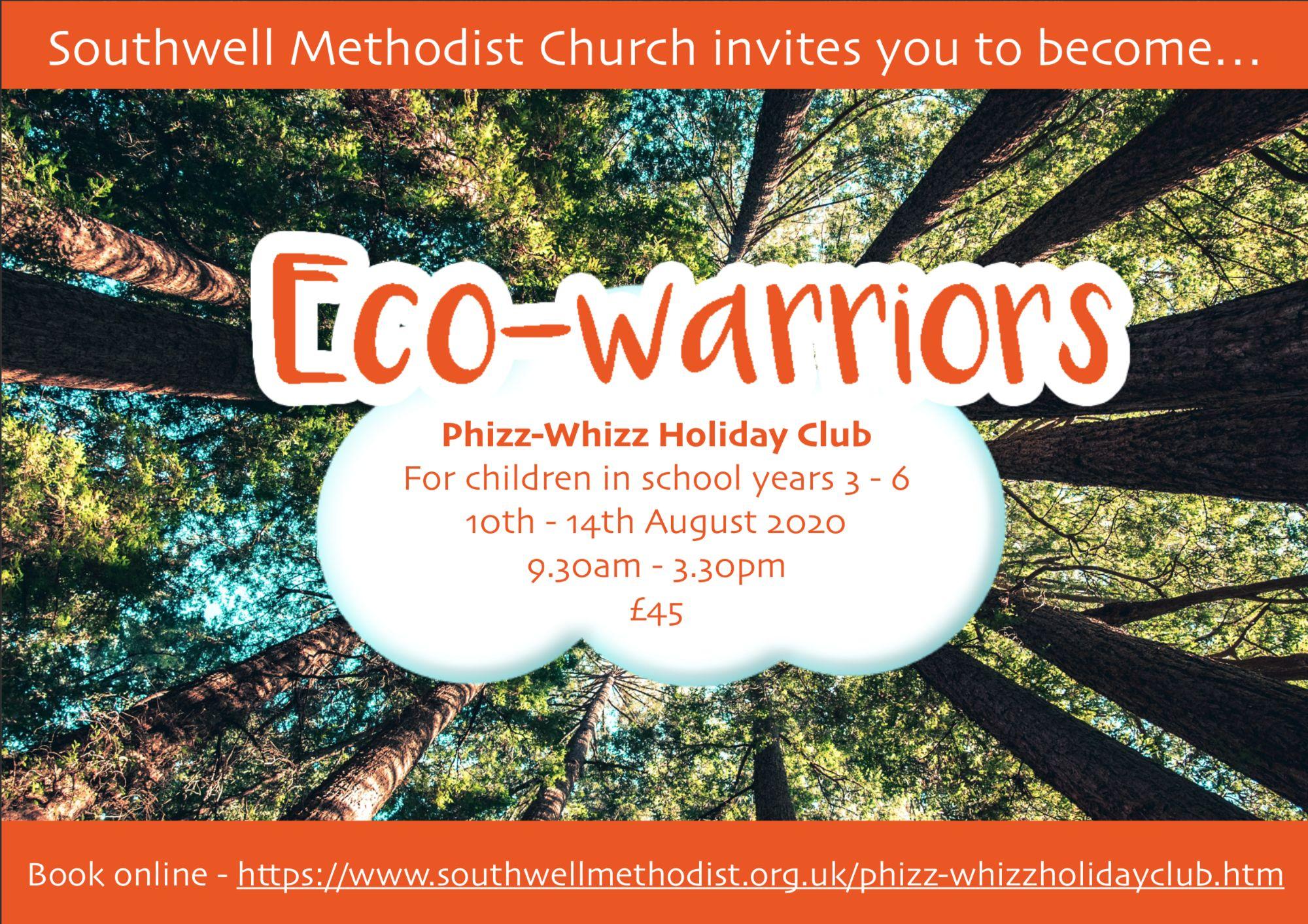 Eco warriers