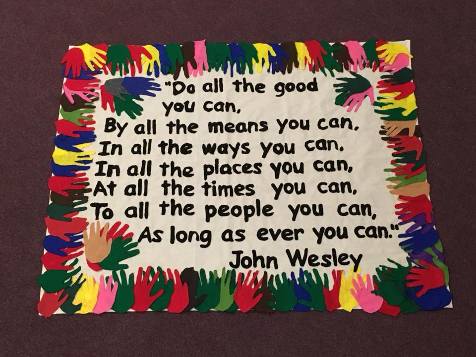 Year 4 banner project