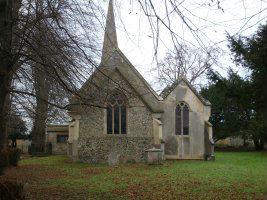 St Andrew - Bramfield