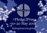 Pledge to Pray