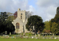 St Andrew  St Mary - Watton at Stone