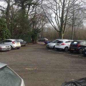CURC Car Park