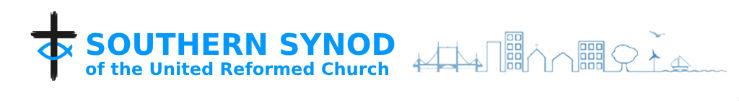 URC SSynod Logo