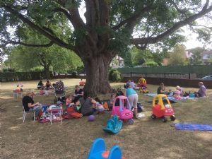 playtime picnic