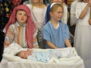 nativity baby