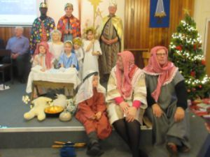 nativity group