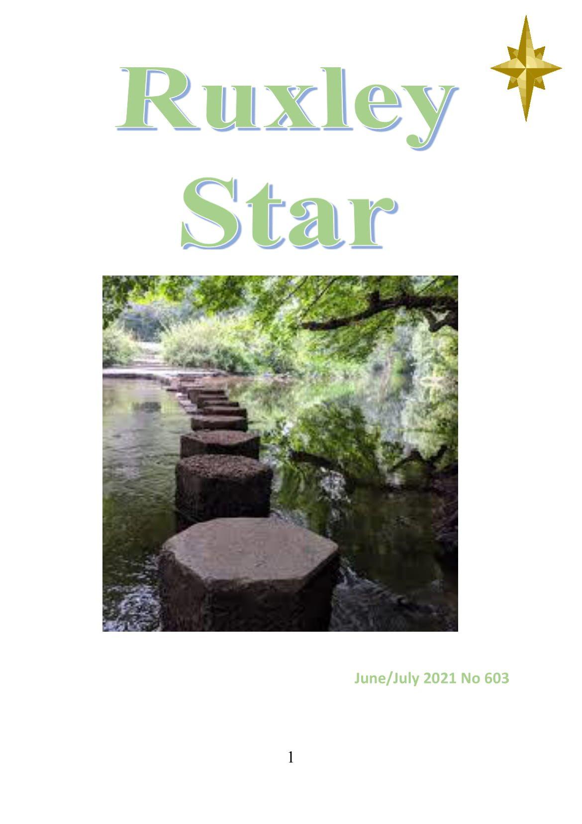 Ruxley Star Cover
