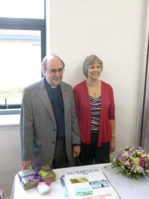 Stuart and Heather Thomas