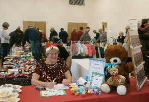 Christmas fair 1 Pauline