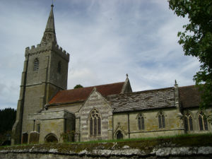St Mary's Iwerne Minster