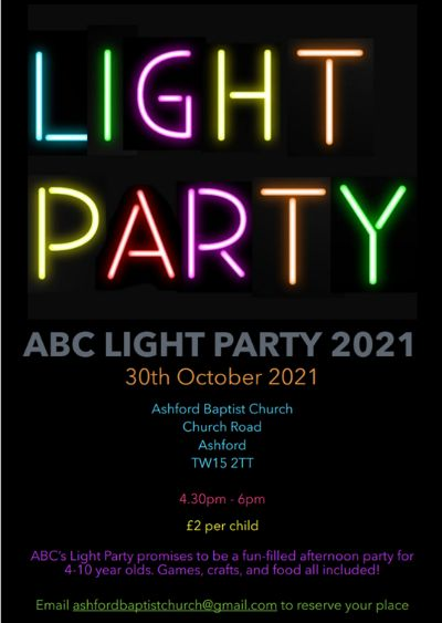 Light Party 2021