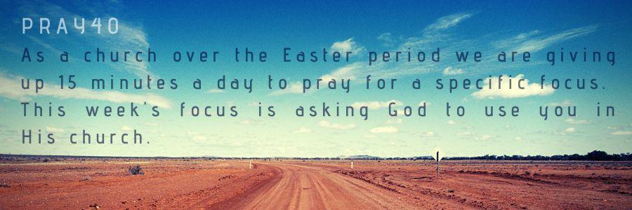 Pray40
