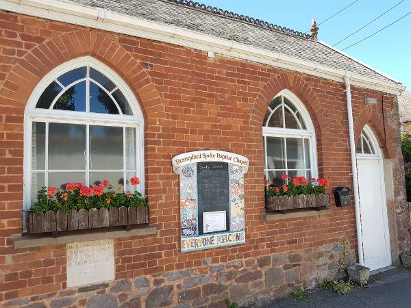 Brampford Speke Baptist Chapel