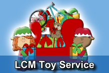 Christmas Toy service - 6 December