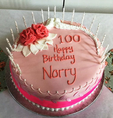 Norrys 100th Birthday