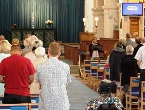 St Mary's Aug19