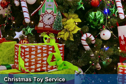 Toy Service 2018